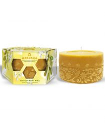 Honey candle 200g